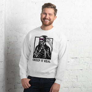 Creep It Real Sweatshirt - Tee Gurls