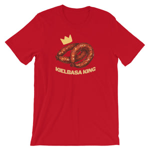 Kielbasa King T-Shirt - Tee Gurls