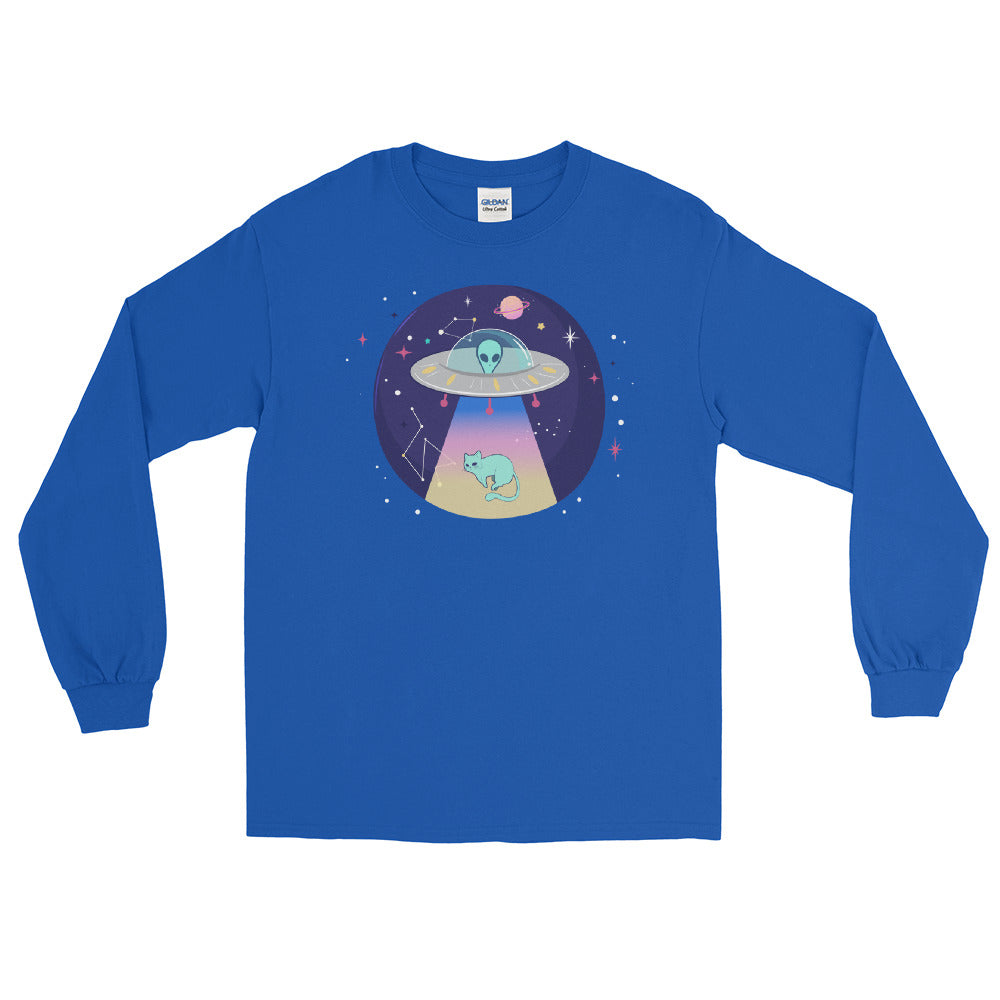Beam Me Up Long Sleeve - Tee Gurls