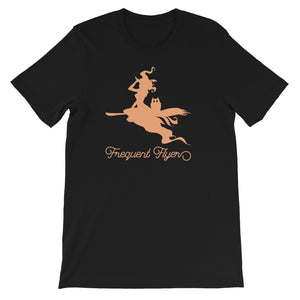 Frequent Flyer T-Shirt - Tee Gurls