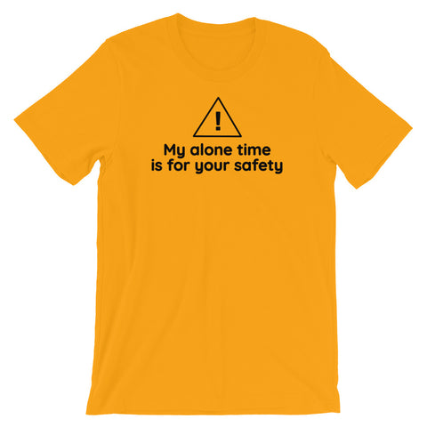 Alone Time T-Shirt - Tee Gurls