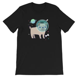 Space Pup T-Shirt - Tee Gurls