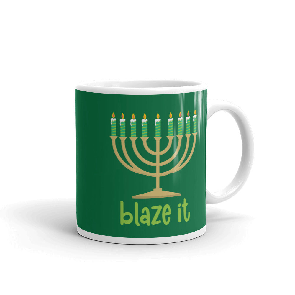 Blaze It Mug - Tee Gurls
