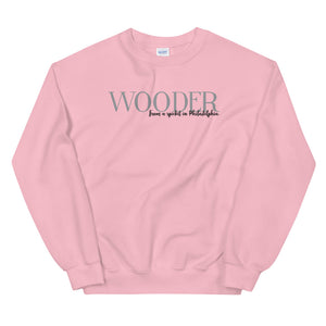 Wooder Sweatshirt - Tee Gurls