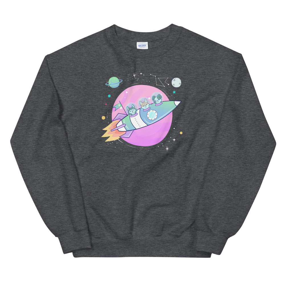 Rocketdogs Sweatshirt - Tee Gurls