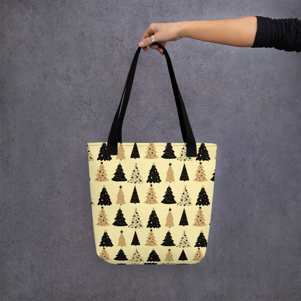 Golden Trees Tote