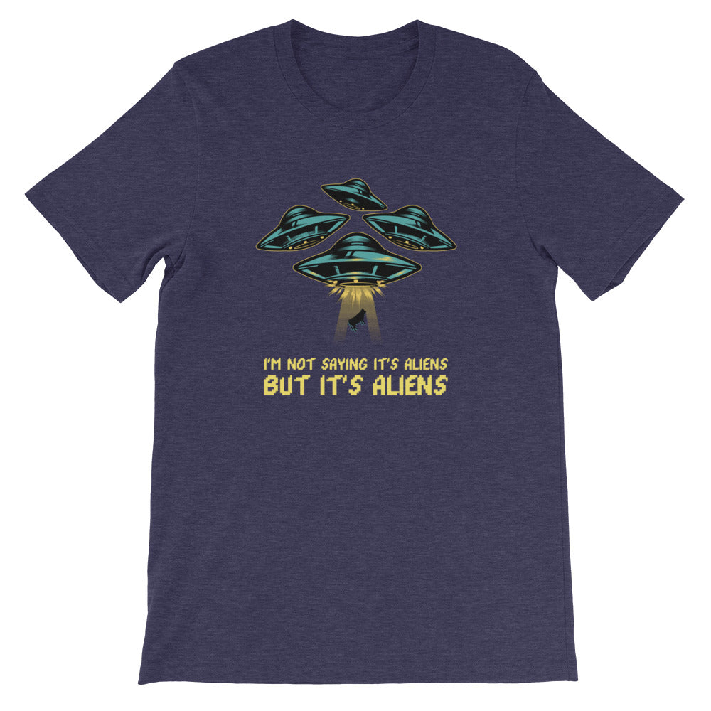 It's Aliens T-Shirt - Tee Gurls