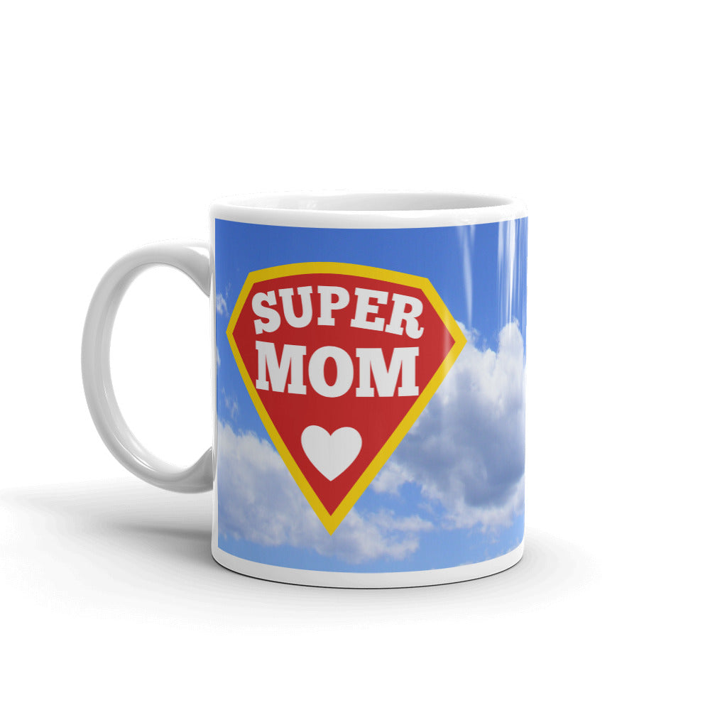 Super Mom Mug - Tee Gurls