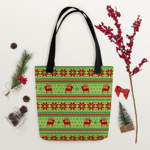 Ugly Sweater Tote