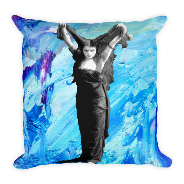 Theda Bara Pillow - Tee Gurls