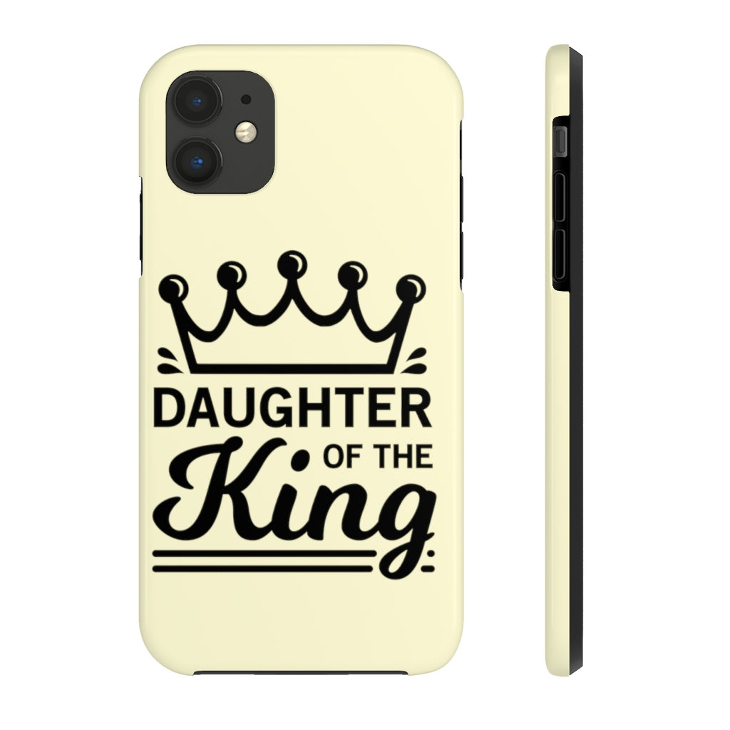 Daughter of the King... Case