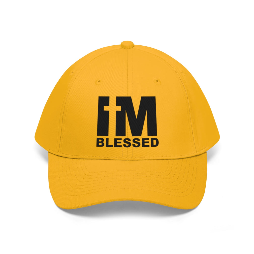 I'm Blessed Twill Hat