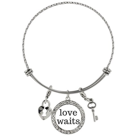 Love Waits Chloe Bracelet - Praying Woman Boutiques