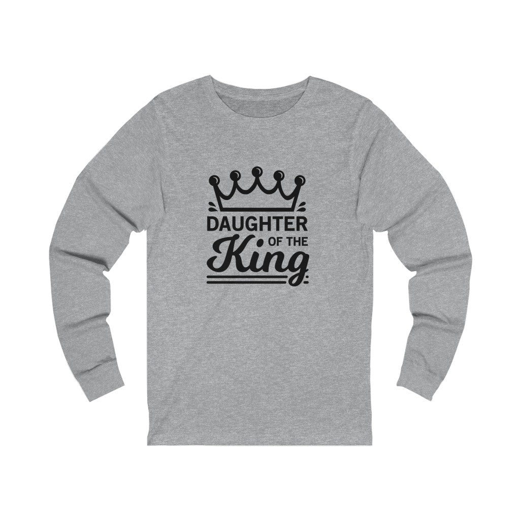 Daughter of the King Long Sleeve Tee