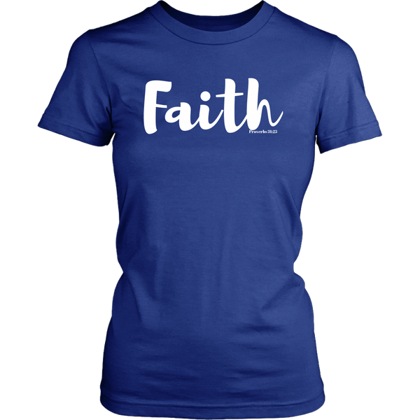 Faith T-Shirt - Pretty Praise
