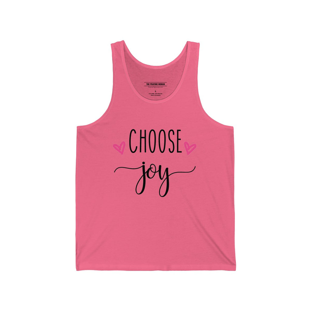 Choose Joy Tank Top