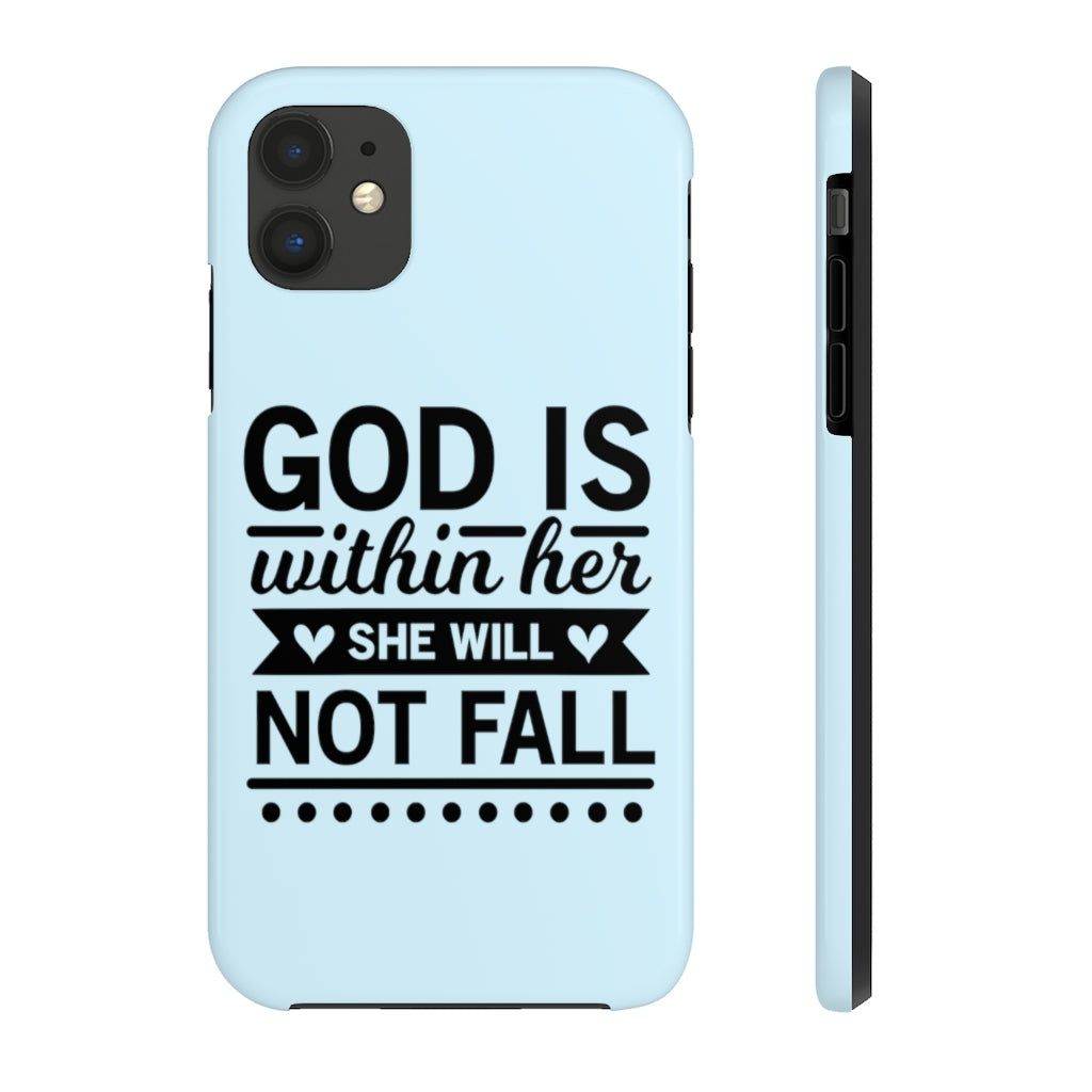 God is Within Her... Case