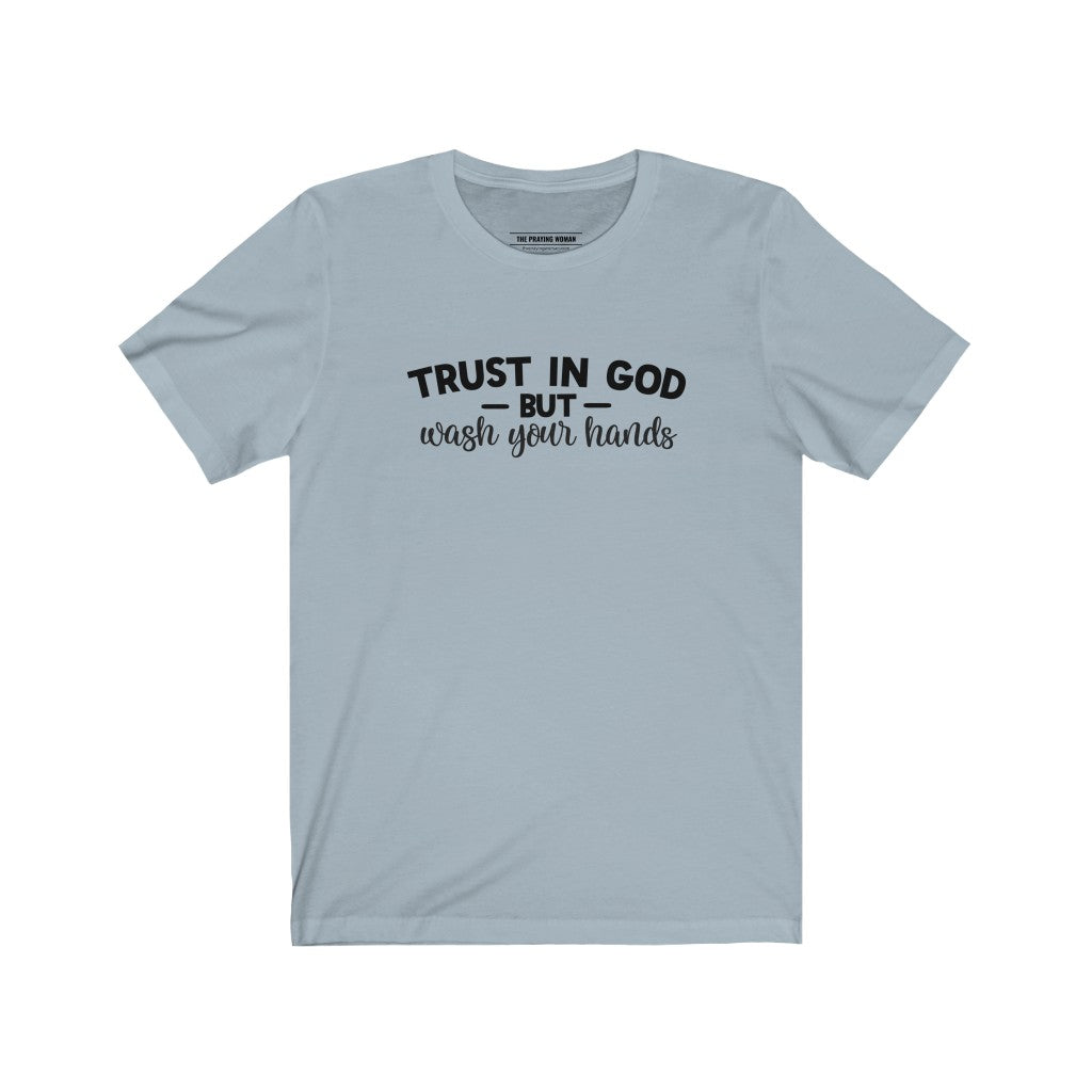 Trust in God Short Sleeve Tee