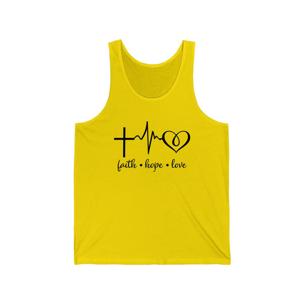 Faith Hope Love Tank Top