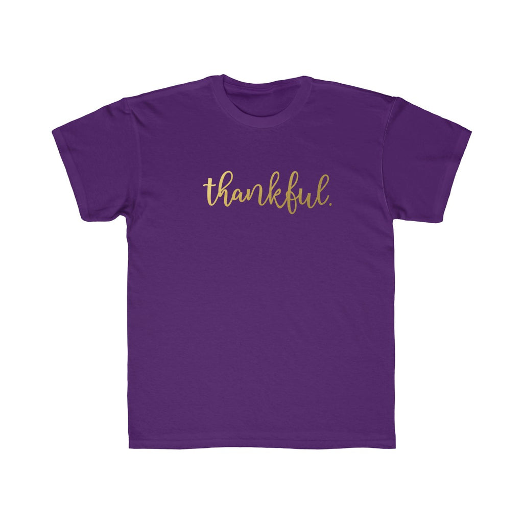 Kids Thankful Tee