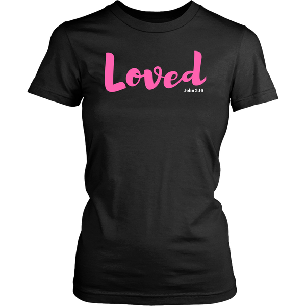 Loved T-Shirt - Pretty Praise