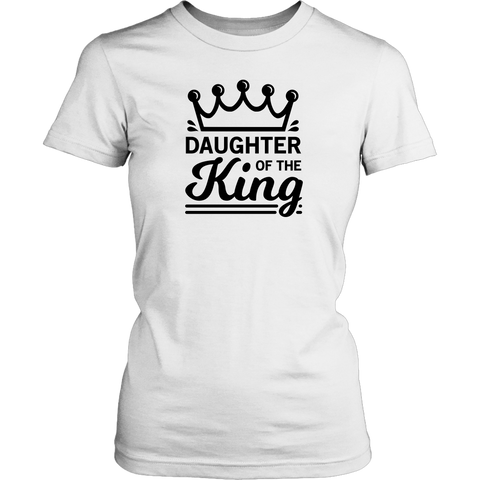 Daughter of the King T-Shirt - The Praying Woman