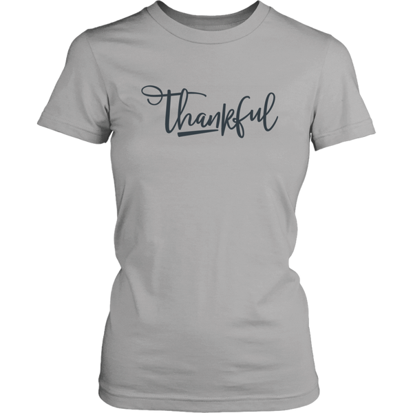 Thankful T-Shirt - The Praying Woman
