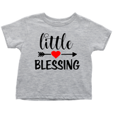 Little Blessing Toddler T-Shirt - Pretty Praise