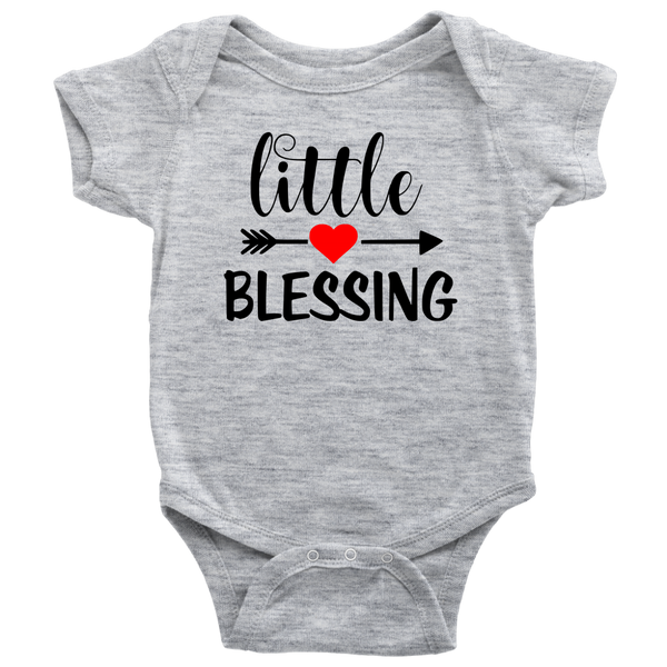 Little Blessing Onesie - Praying Woman Boutiques