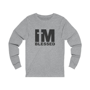 I'm Blessed Long Sleeve Tee