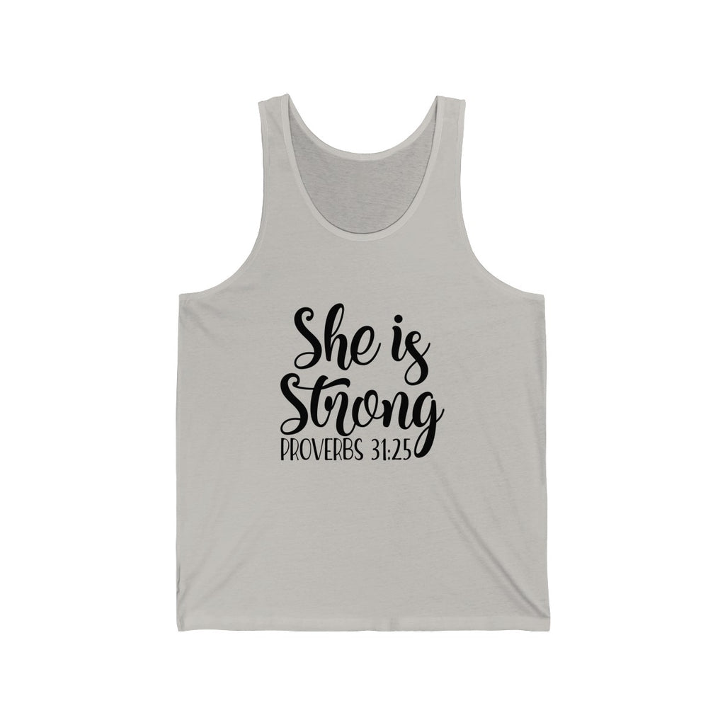 She is Strong Tank Top