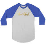 Thankful Baseball T-Shirt