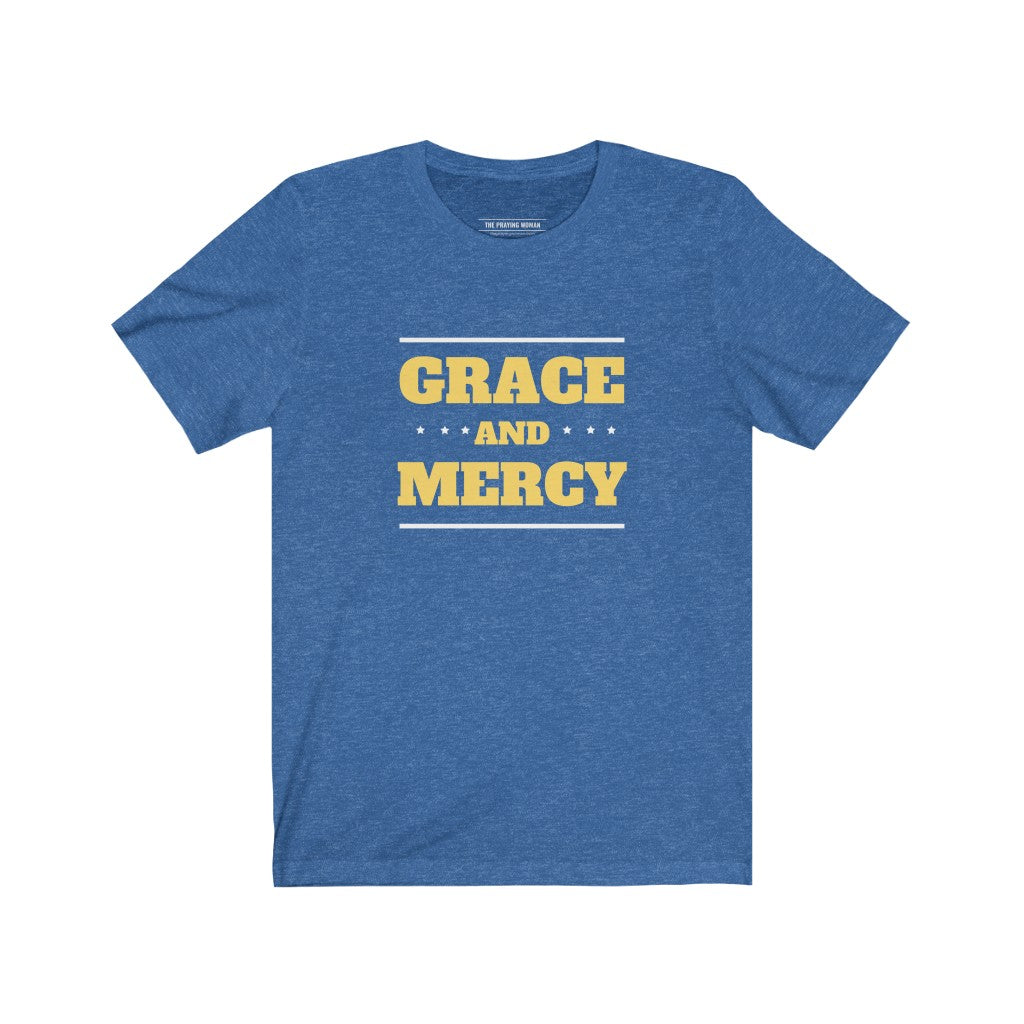Grace & Mercy Short Sleeve Tee