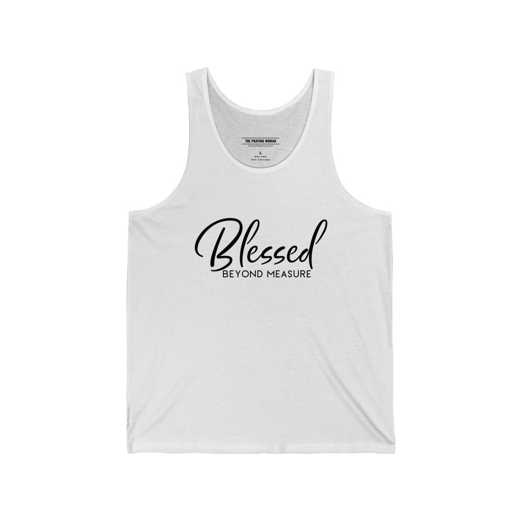 Blessed Beyond Measure Tank Top
