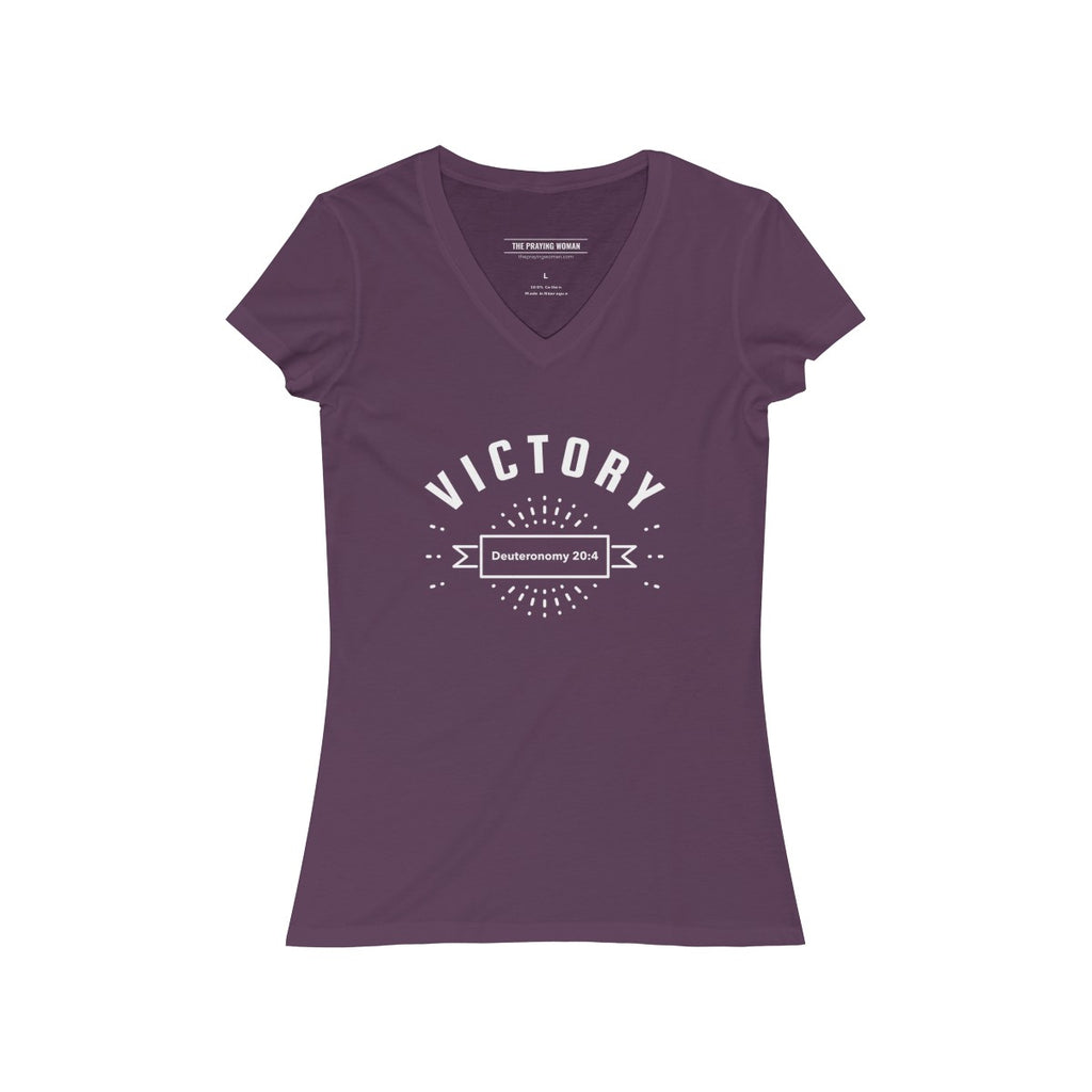 Victory V-Neck Tee