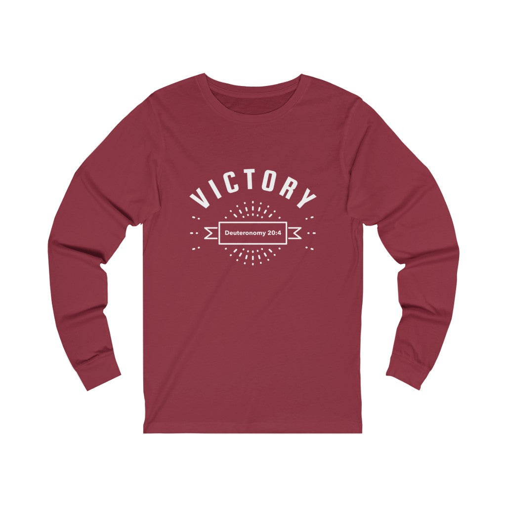 Victory Long Sleeve Tee