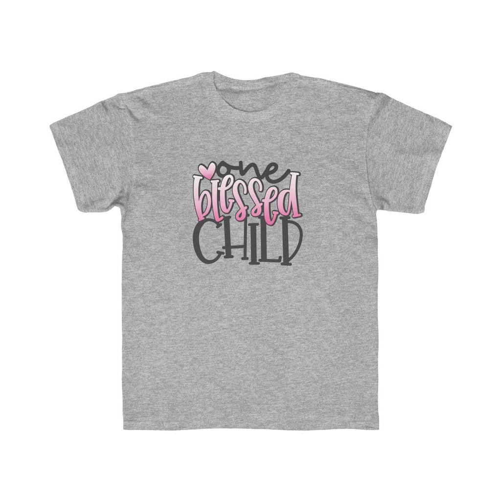 Kids Blessed Child Tee