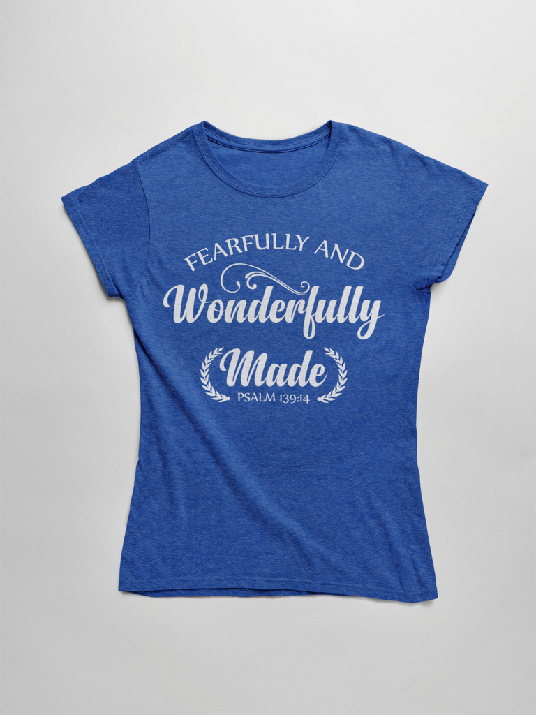 Wonderfully Made Short Sleeve Tee