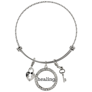 Healing Chloe Bracelet - The Praying Woman