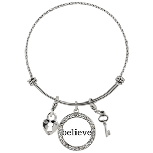 Believe Chloe Bracelet - The Praying Woman