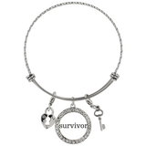 Survivor Chloe Bracelet - The Praying Woman