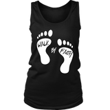 Walk By Faith Tank Top - Pretty Praise