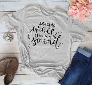 Amazing Grace Short Sleeve Tee