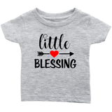 Little Blessing Infant T-Shirt - Praying Woman Boutiques