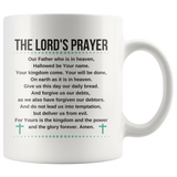 The Lord's Prayer Mug - Pretty Praise