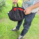 Bucket Collapsible Water Carrier Bag