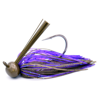 FOOTBALL HEAD JIG