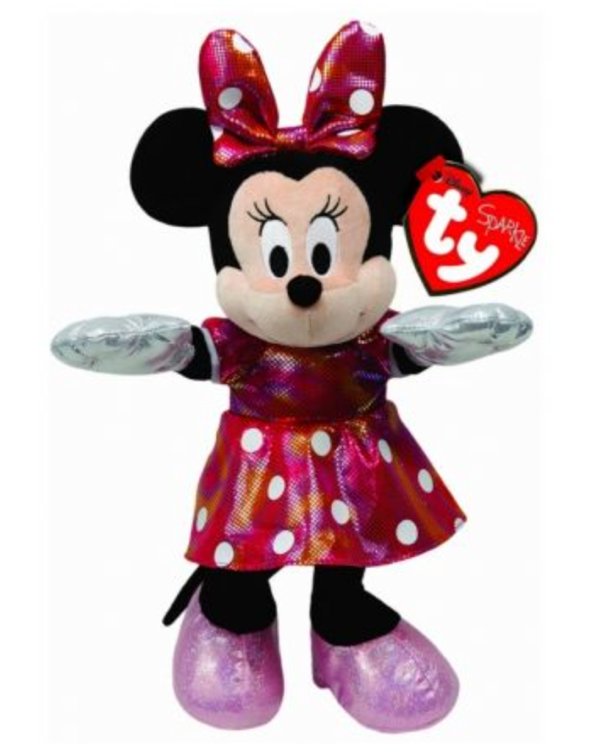 Talking Minnie Mouse TY