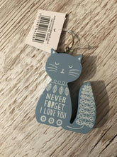 Load image into Gallery viewer, ANIMAL QUOTE KEYRING'S