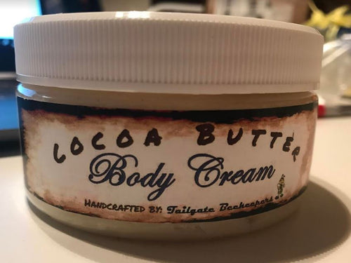 Cocoa Butter Body Cream